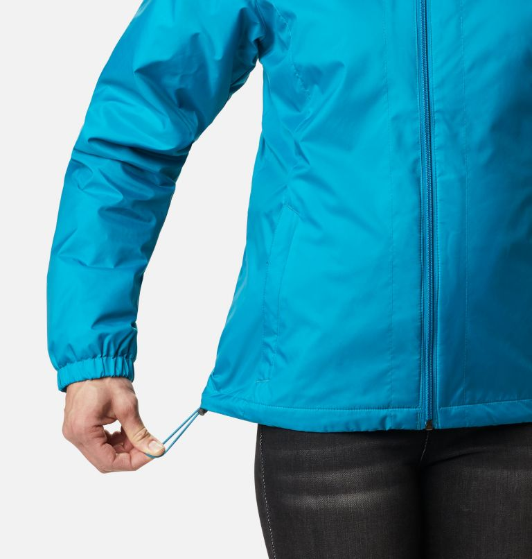 Switchback™ Sherpa Lined Jacket | 462 | XS Women's Switchback™ Sherpa Lined Jacket, Fjord Blue, a4