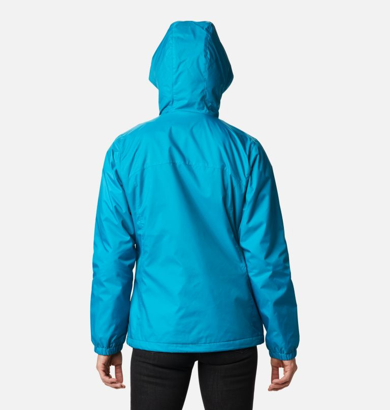 Switchback™ Sherpa Lined Jacket | 462 | XS Women's Switchback™ Sherpa Lined Jacket, Fjord Blue, back