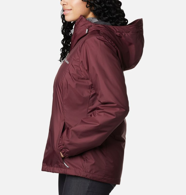 Switchback™ Sherpa Lined Jacket | 671 | L Women's Switchback™ Sherpa Lined Jacket, Malbec, a1