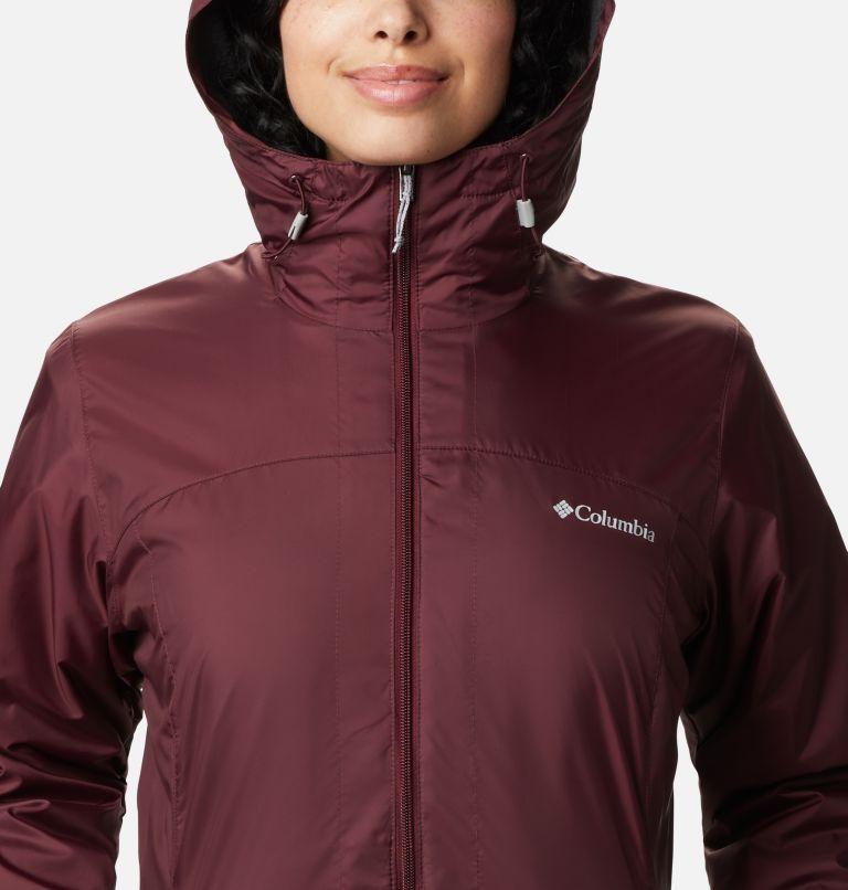 Switchback™ Sherpa Lined Jacket | 671 | XS Women's Switchback™ Sherpa Lined Jacket, Malbec, a2