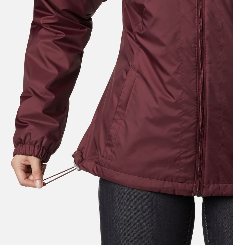 Switchback™ Sherpa Lined Jacket | 671 | L Women's Switchback™ Sherpa Lined Jacket, Malbec, a4