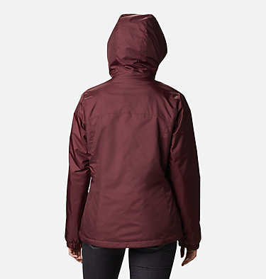 Women's Switchback™ Sherpa Lined Jacket Switchback™ Sherpa Lined Jacket | 671 | M, Malbec, back