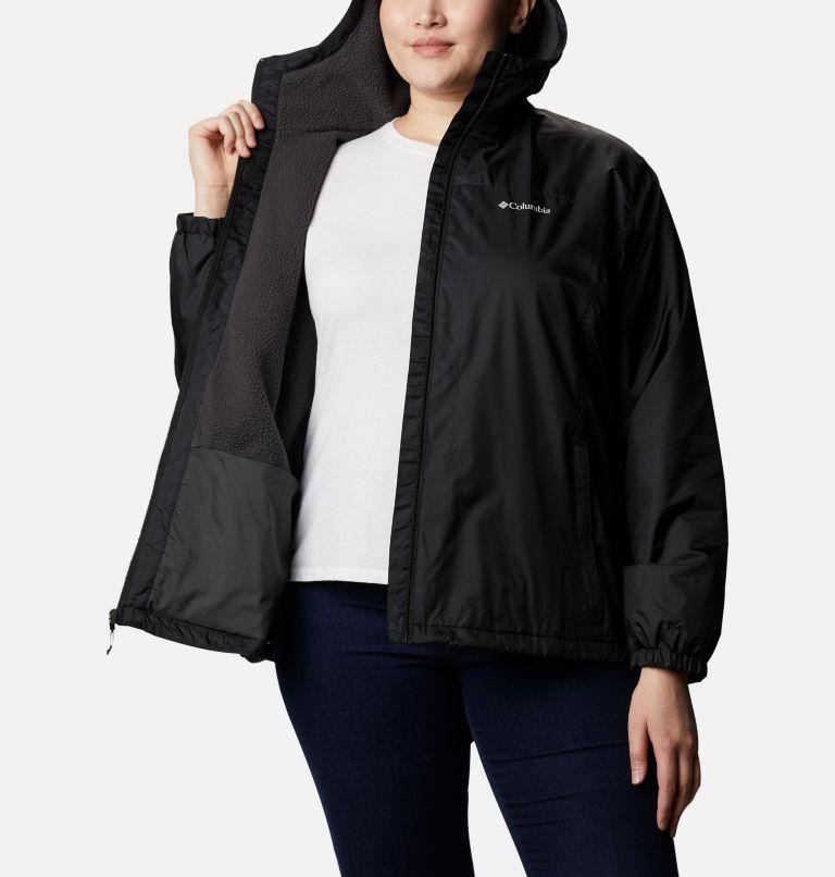 Women's Switchback™ Sherpa Lined Jacket - Plus Size Women's Switchback™ Sherpa Lined Jacket - Plus Size, a3