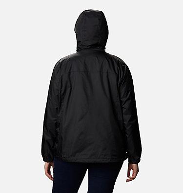 Women's Switchback™ Sherpa Lined Jacket - Plus Size Switchback™ Sherpa Lined Jacket | 410 | 3X, Black, back