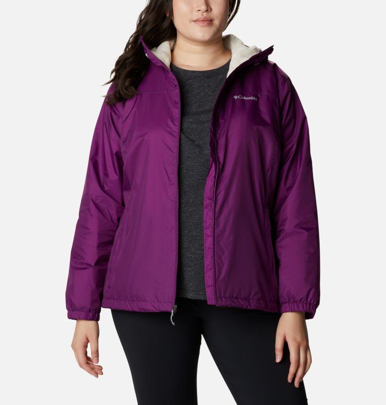 Women's Switchback™ Sherpa Lined Jacket - Plus Size Women's Switchback™ Sherpa Lined Jacket - Plus Size, a5