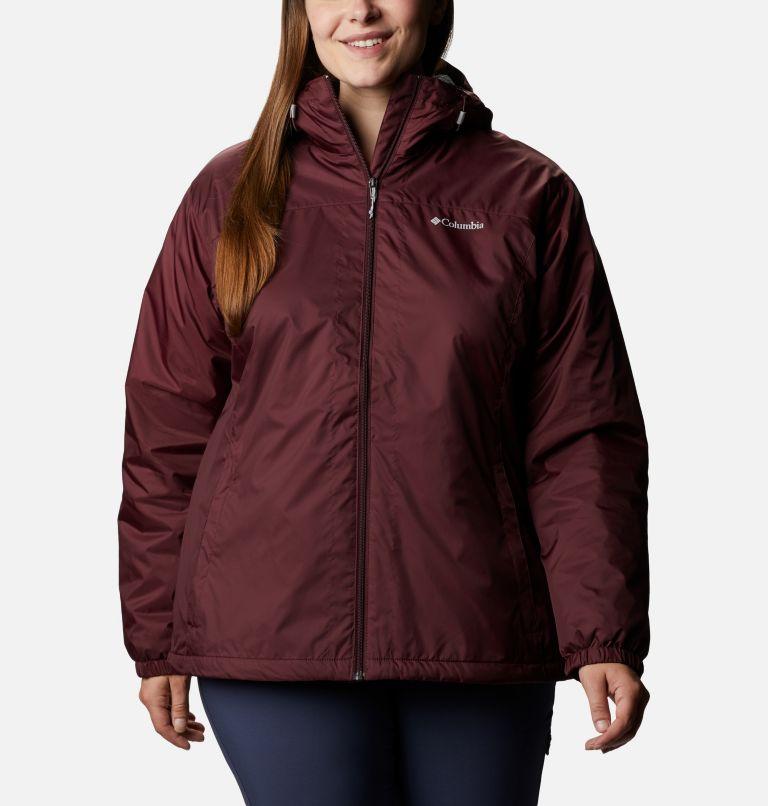 Women's Switchback™ Sherpa Lined Jacket - Plus Size Women's Switchback™ Sherpa Lined Jacket - Plus Size, front