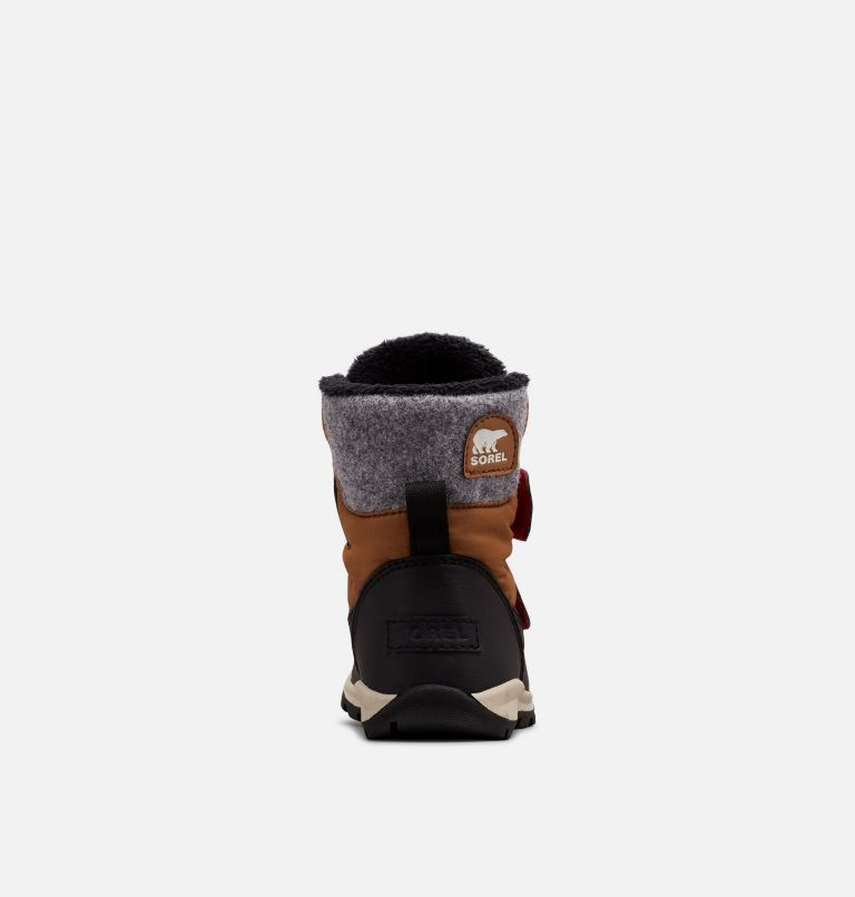 Toddler's Whitney™ Strap Boot Toddler's Whitney™ Strap Boot, back