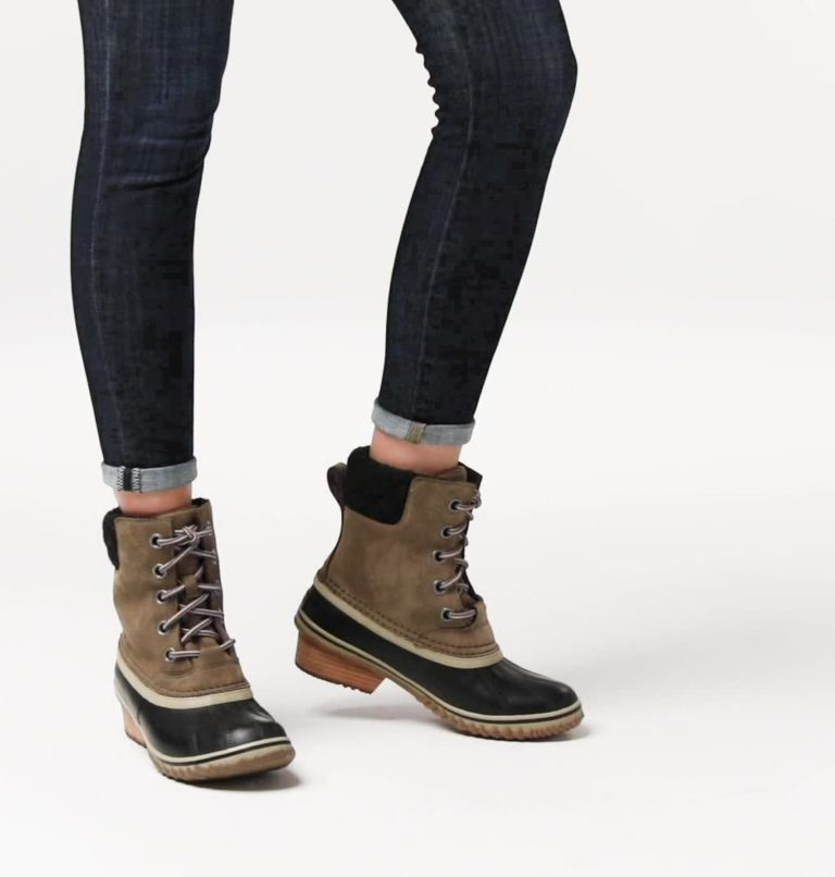 Womens Slimpack™ II Lace Duck Boot Womens Slimpack™ II Lace Duck Boot, video