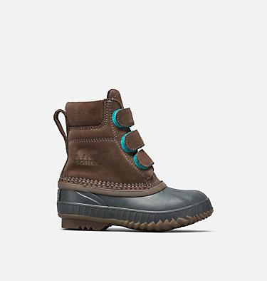 Children's Cheyanne™ II Velcro Strap Boot CHILDRENS CHEYANNE™ II STRAP | 286 | 11, Major, Coal, front