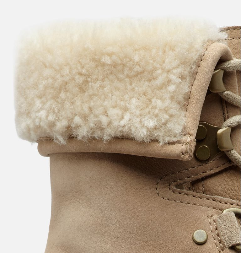 Women's After Hours™ Lace Shearling Boot Women's After Hours™ Lace Shearling Boot, a1