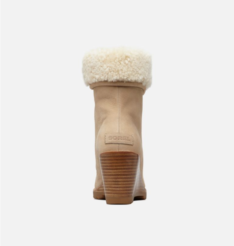 Women's After Hours™ Lace Shearling Boot Women's After Hours™ Lace Shearling Boot, back