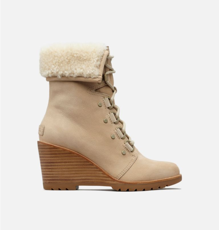 Women's After Hours™ Lace Shearling Boot Women's After Hours™ Lace Shearling Boot, front