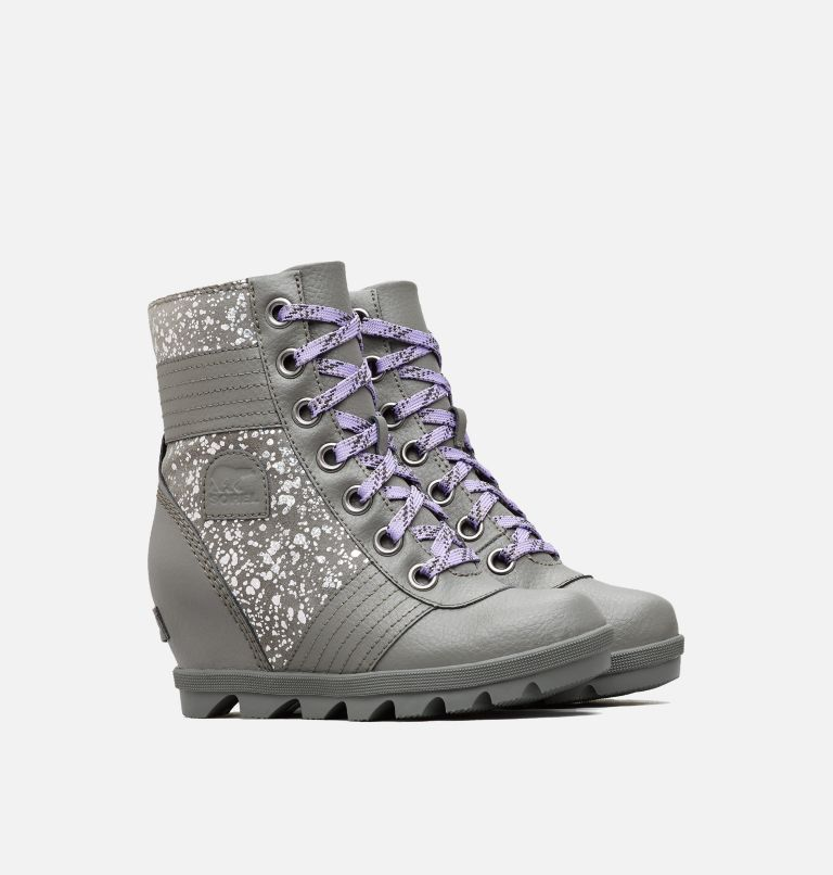 Big Kids' Lexie™ Wedge Boot Big Kids' Lexie™ Wedge Boot, 3/4 front