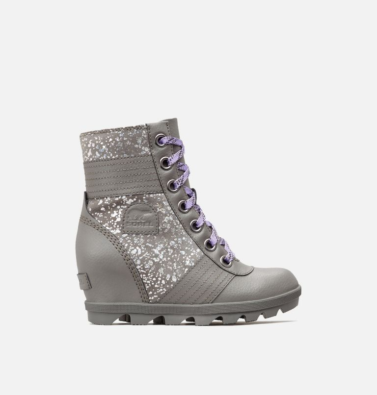 Big Kids' Lexie™ Wedge Boot Big Kids' Lexie™ Wedge Boot, front