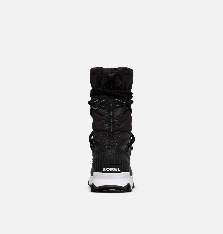 KINETIC™ BOOT | 010 | 7 Women's Kinetic™ Boot, Black, White, back