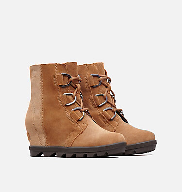 Big Kids' Joan of Arctic™ Wedge II Boot  YOUTH JOAN OF ARCTIC™ WEDGE II | 224 | 1, Camel Brown, Cordovan, 3/4 front