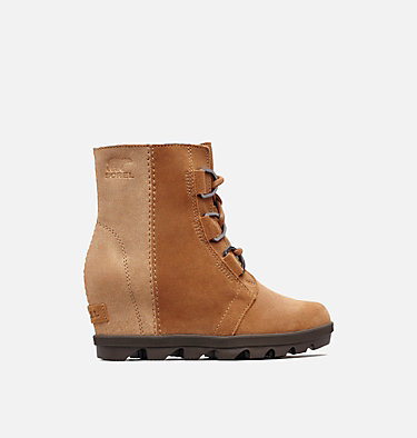 Big Kids' Joan of Arctic™ Wedge II Boot  YOUTH JOAN OF ARCTIC™ WEDGE II | 224 | 1, Camel Brown, Cordovan, front