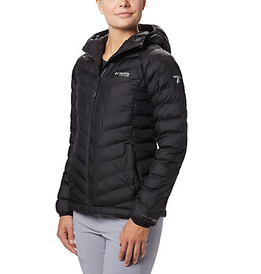 Women's Snow Country™ Hooded Jacket Snow Country™ Hooded Jacket | 843 | XS, Black, front