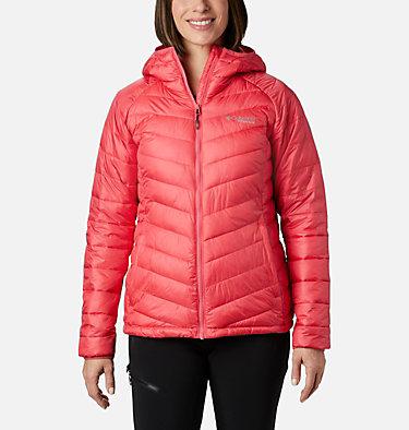 Manteau à capuchon Snow Country™ pour femme Snow Country™ Hooded Jacket | 673 | S, Bright Geranium, front