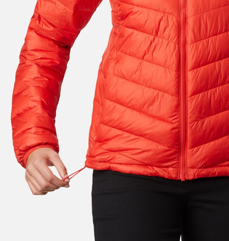 Snow Country™ Hooded Jacket | 843 | M Women's Snow Country™ Hooded Jacket, Bold Orange, a5