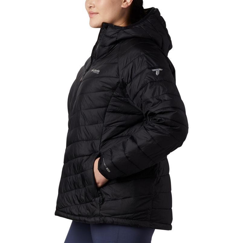 Women's Snow Country™ Hooded Jacket - Plus Size Women's Snow Country™ Hooded Jacket - Plus Size, a1