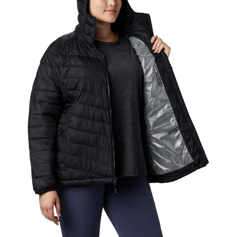 Women's Snow Country™ Hooded Jacket - Plus Size Women's Snow Country™ Hooded Jacket - Plus Size, a2