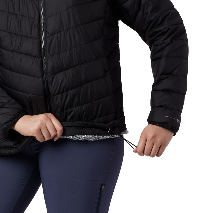 Women's Snow Country™ Hooded Jacket - Plus Size Women's Snow Country™ Hooded Jacket - Plus Size, a3