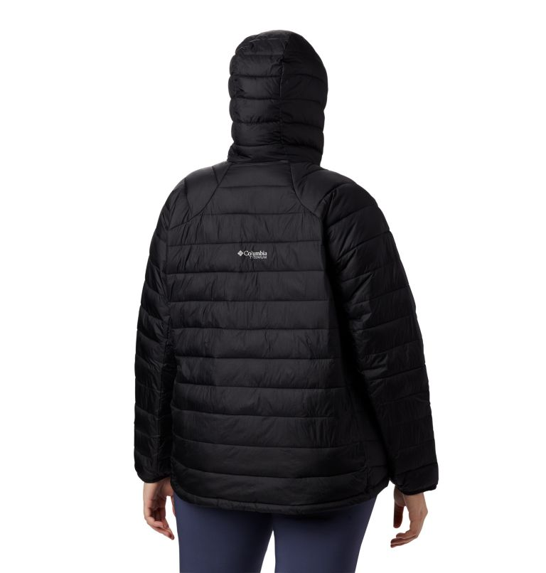 Women's Snow Country™ Hooded Jacket - Plus Size Women's Snow Country™ Hooded Jacket - Plus Size, back