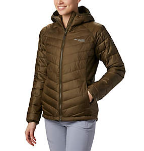 Women's Snow Country™ Hooded Jacket - Plus Size