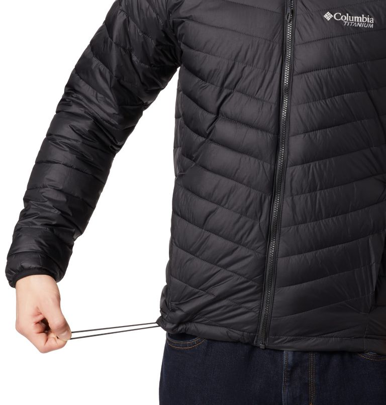 Snow Country™ Hooded Jacket | 010 | XL Men's Snow Country™ Hooded Jacket, Black, a2