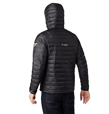 Men's Snow Country™ Hooded Jacket Snow Country™ Hooded Jacket | 613 | XL, Black, back