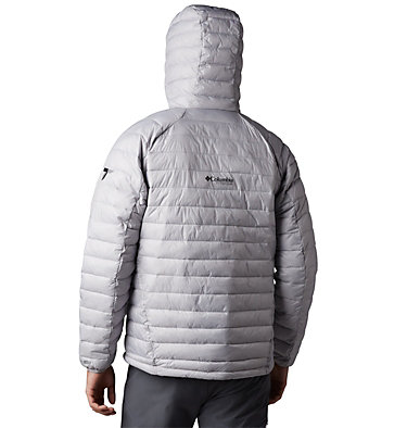 Men's Snow Country™ Hooded Jacket Snow Country™ Hooded Jacket | 463 | L, Slate Grey, back