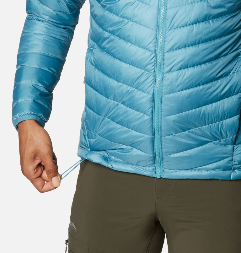 Snow Country™ Hooded Jacket | 430 | L Men's Snow Country™ Hooded Jacket, Canyon Blue, a4