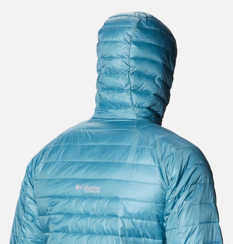 Snow Country™ Hooded Jacket | 430 | L Men's Snow Country™ Hooded Jacket, Canyon Blue, a5