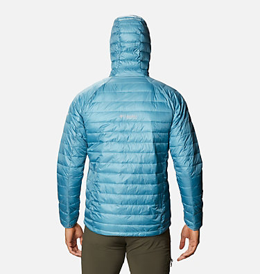 Men's Snow Country™ Hooded Jacket Snow Country™ Hooded Jacket | 613 | XL, Canyon Blue, back