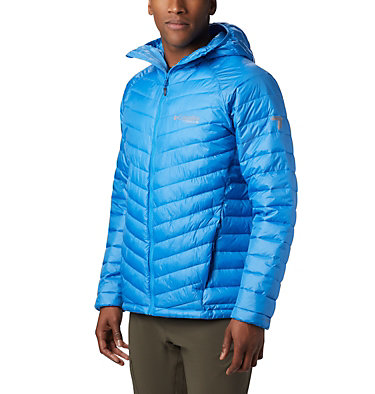 Men's Snow Country™ Hooded Jacket Snow Country™ Hooded Jacket | 511 | S, Azure Blue, front