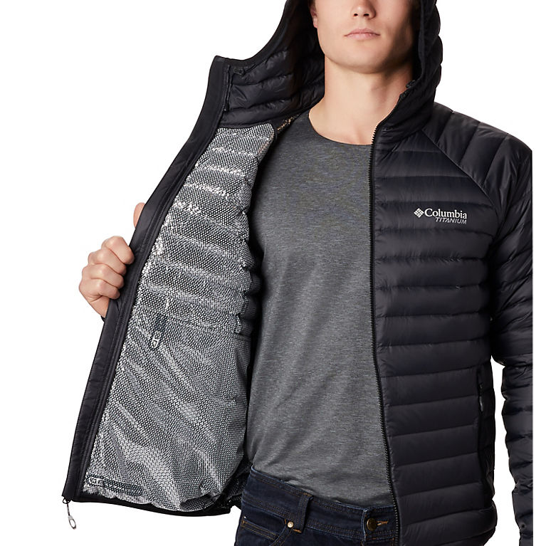 7848d0a92 Men's Alpha Trail™ Hooded Down Jacket