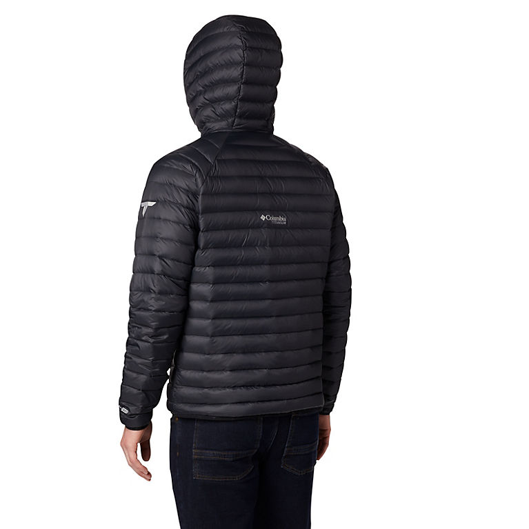 f707e8b2d Men's Alpha Trail™ Hooded Down Jacket