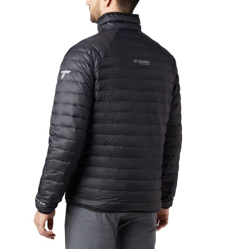 Alpha Trail™ Down Jacket | 010 | S Men's Alpha Trail™ Down Jacket, Black, back