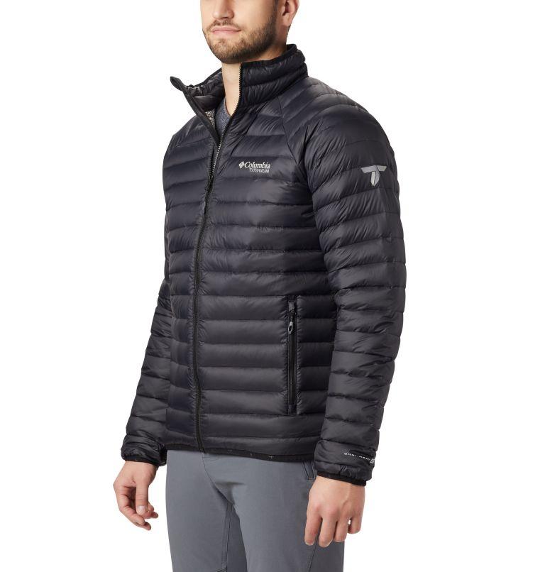 Alpha Trail™ Down Jacket | 010 | S Men's Alpha Trail™ Down Jacket, Black, front