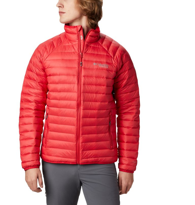 Men's Alpha Trail™ Down Jacket Men's Alpha Trail™ Down Jacket, front