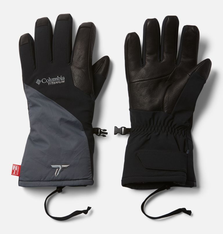 M Powder Keg™ II Glove | 010 | M Guanti M Powder Keg™ II da uomo, Black, front