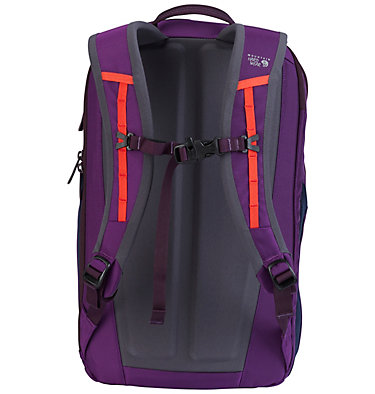 Women's Folsom™ 19 Backpack Folsom™ 19 Backpack | 010 | R, Cosmos Purple, Dark Tannin, back