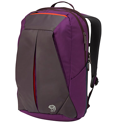 Women's Folsom™ 19 Backpack Folsom™ 19 Backpack | 010 | R, Cosmos Purple, Dark Tannin, front