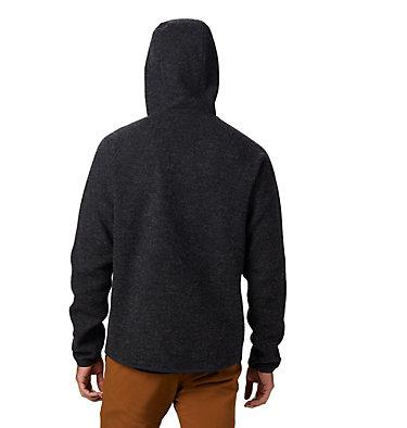 Men's Hatcher™ Full Zip Hoody Hatcher™ Full Zip Hoody | 306 | L, Black, back