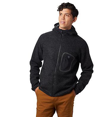 Men's Hatcher™ Full Zip Hoody Hatcher™ Full Zip Hoody | 306 | L, Black, front