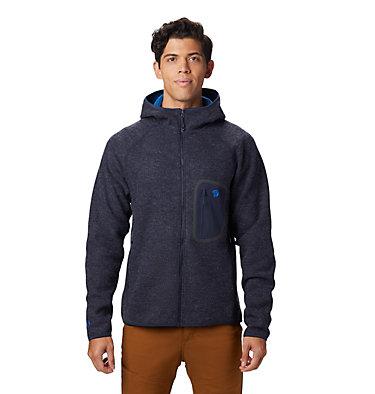 Men's Hatcher™ Full Zip Hoody Hatcher™ Full Zip Hoody | 306 | L, Dark Zinc, front