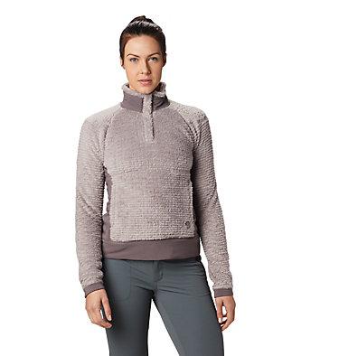 Women's Polartec® High Loft™ Pullover Monkey Woman™ Fleece Pullover   516   L, Mystic Purple, front