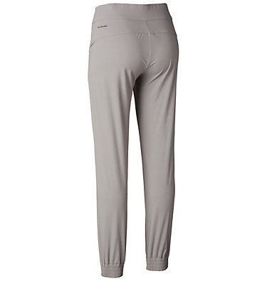 Women's Anytime Casual™ Joggers - Plus Size Anytime Casual™ Jogger Pant | 060 | 1X, Light Grey, back