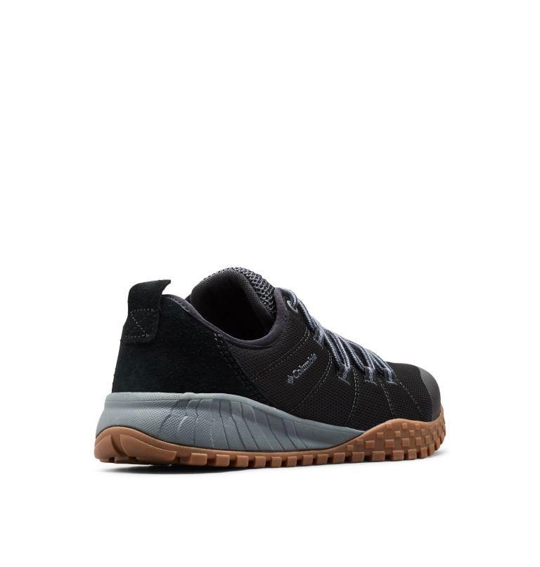 FAIRBANKS™ LOW | 010 | 9.5 Men's Fairbanks™ Low Shoe, Black, Graphite, 3/4 back